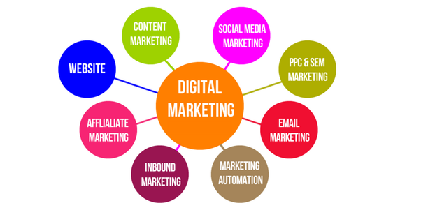 digital marketing for dummies review