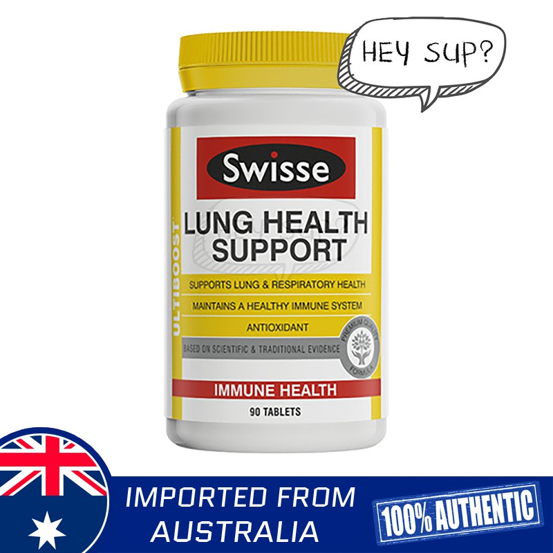 lung health support swisse review