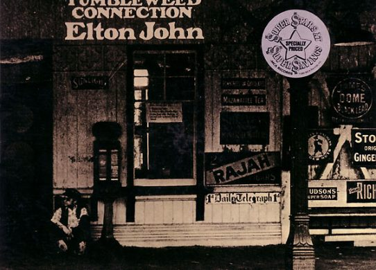 elton john new album review