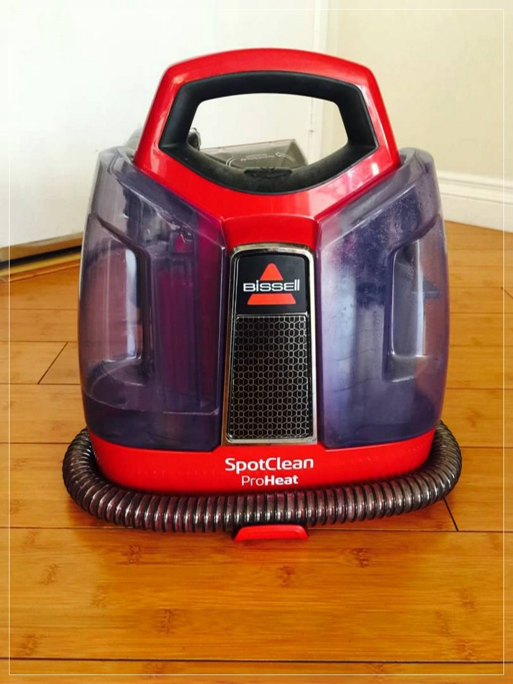 bissell spot clean auto review