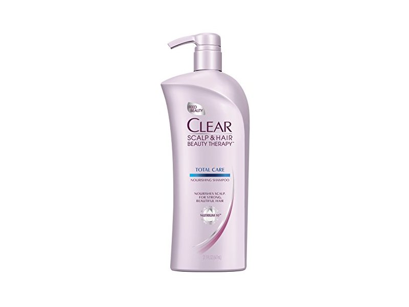 clear hair and scalp shampoo review