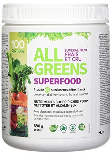 webber naturals all greens review