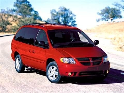 2007 dodge grand caravan reviews