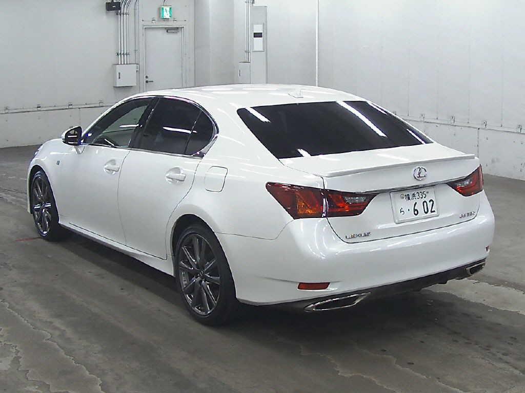 2012 lexus gs 350 f sport review