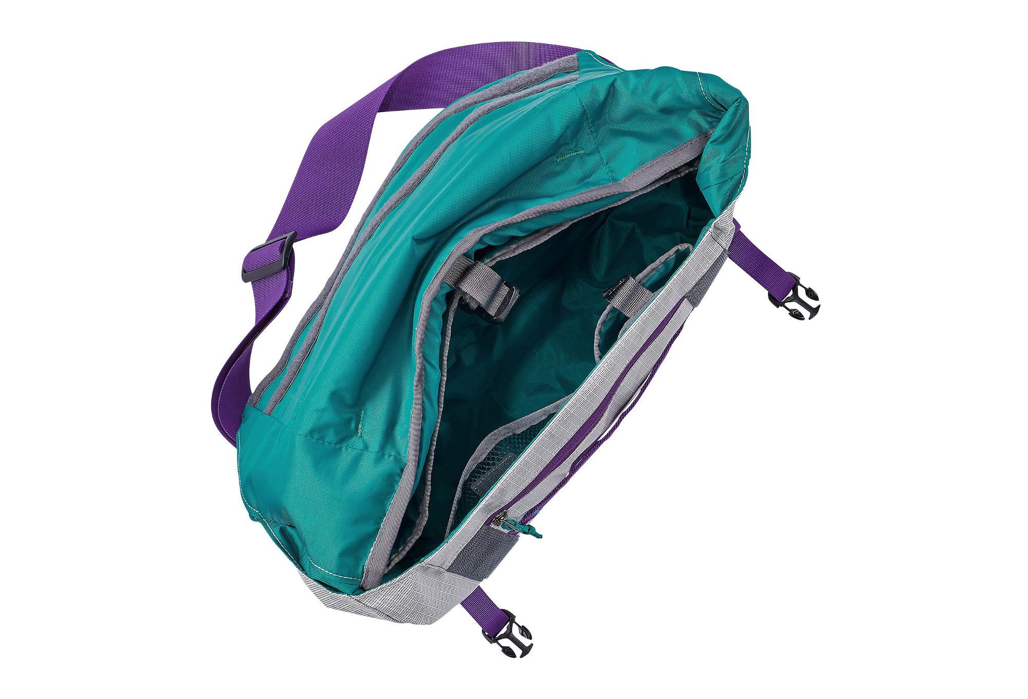 patagonia mini messenger bag review