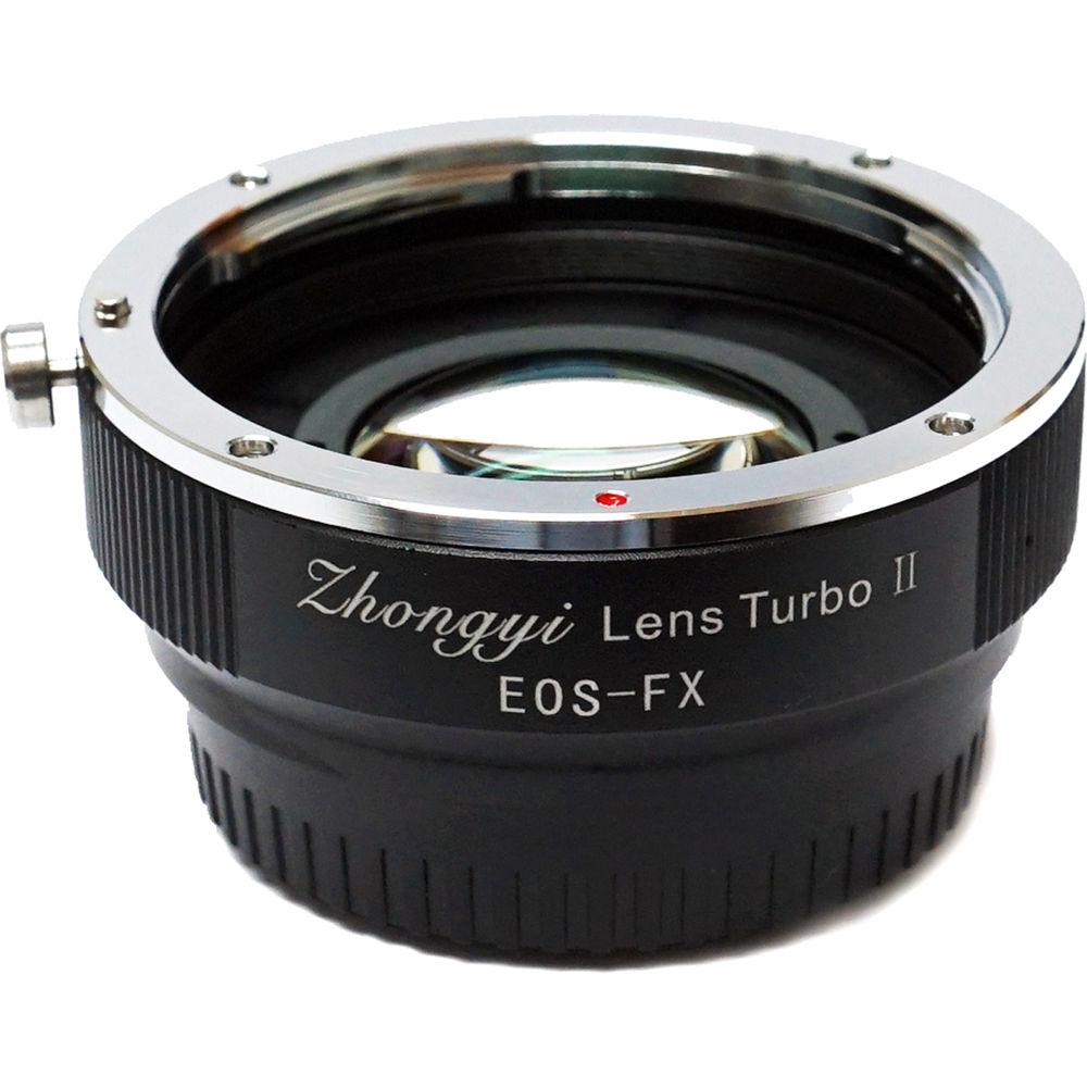 zhongyi lens turbo ii review