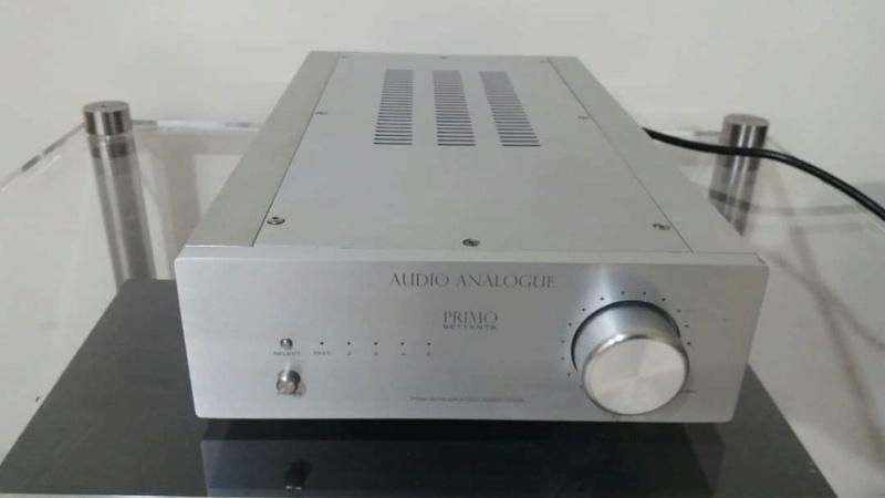 audio analogue primo settanta review