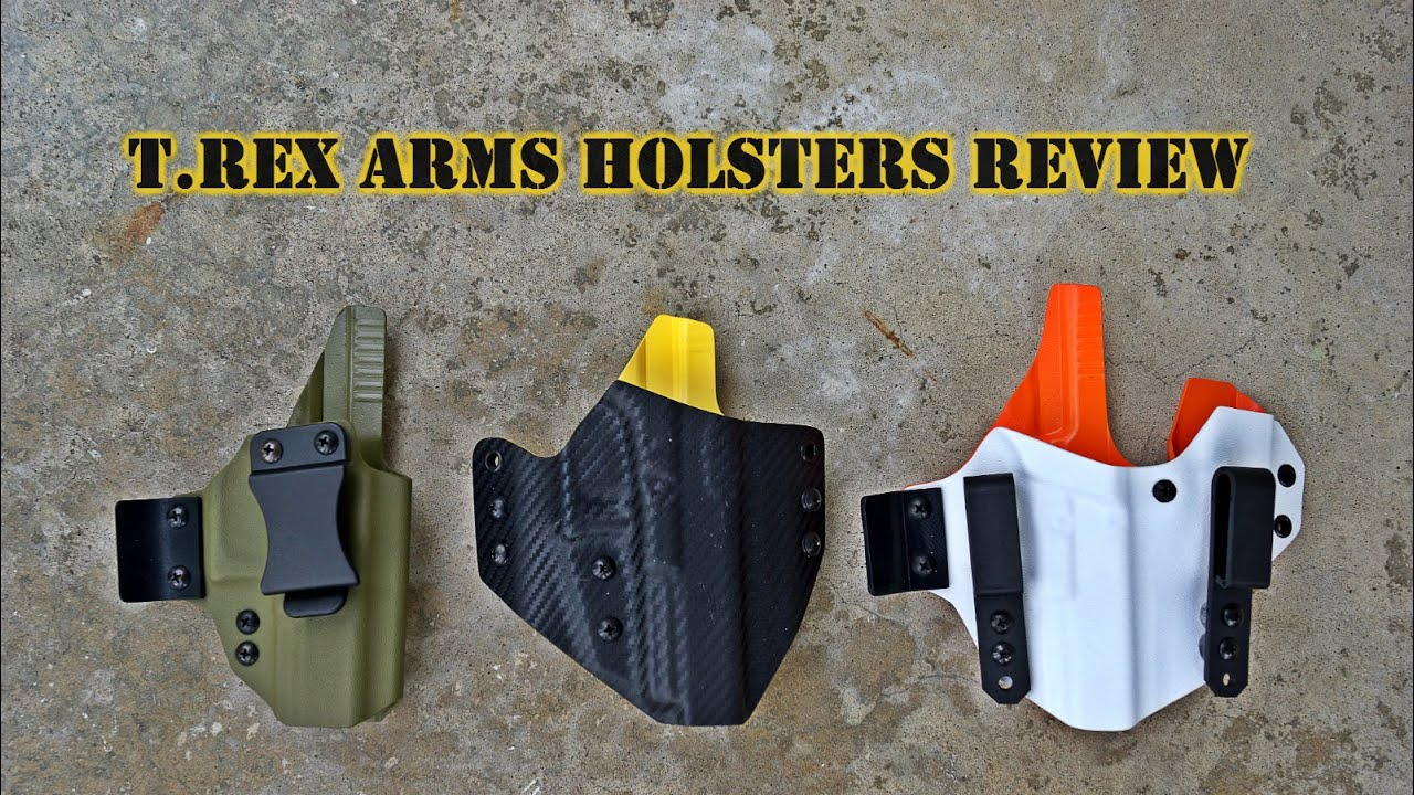 t rex arms holster review