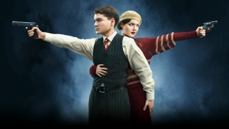 bonnie and clyde miniseries review