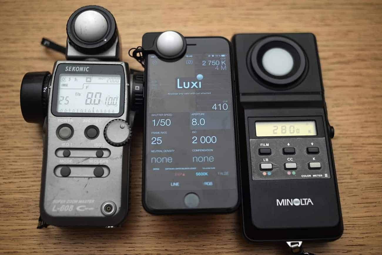iphone light meter app review