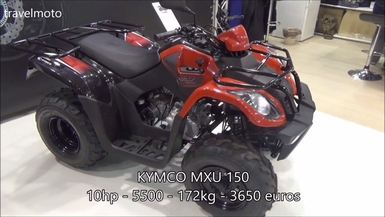 kymco mxu 150 atv reviews
