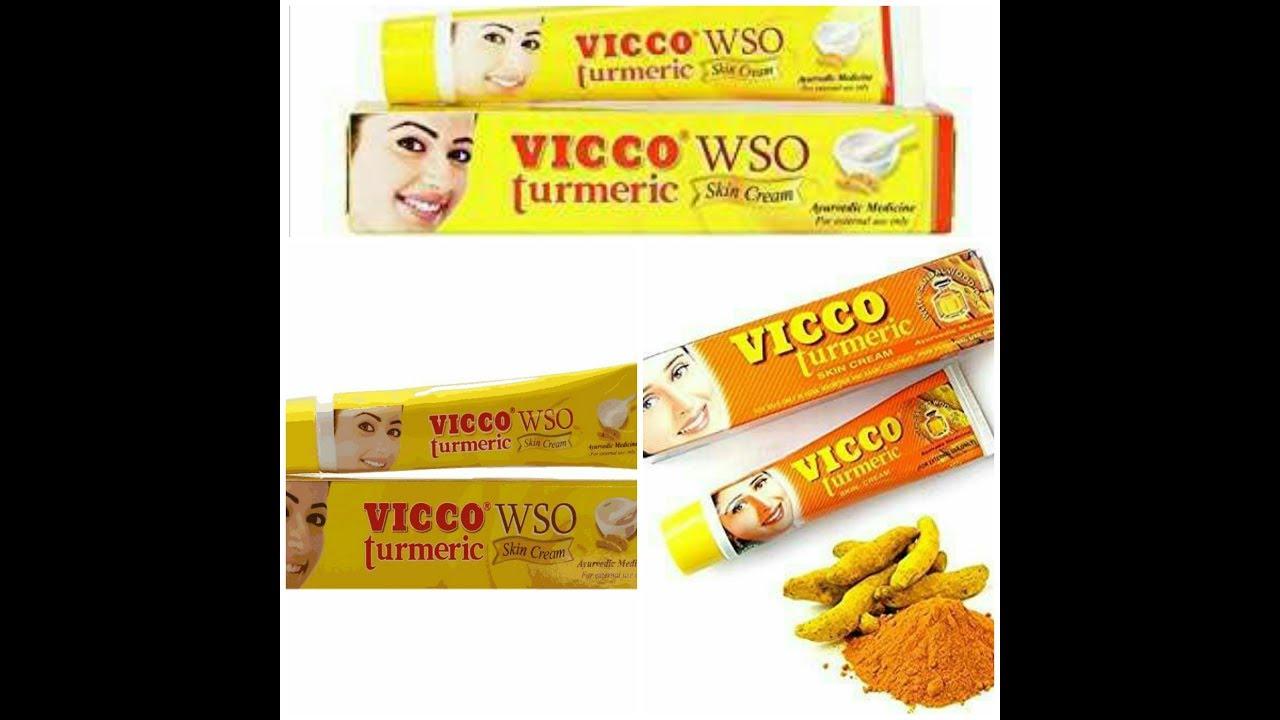 vicco turmeric skin cream review