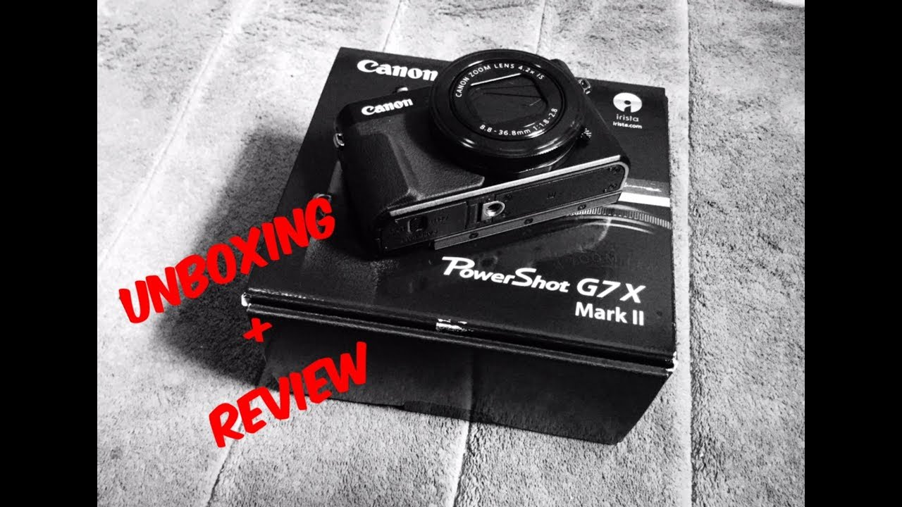 canon g7x mark 2 review