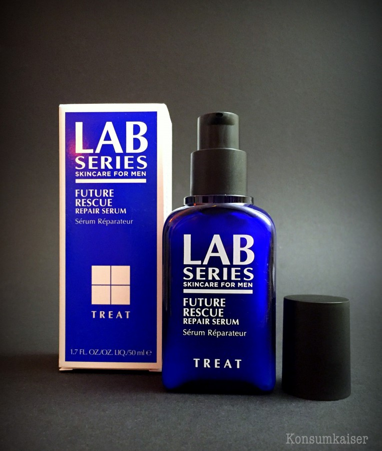 lab series future rescue serum review