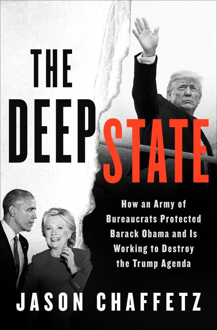 the deep state book review