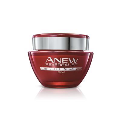 avon anew reversalist night renewal cream reviews