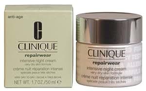 clinique repairwear intensive night cream reviews