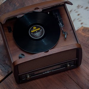 electrohome signature vinyl record player review