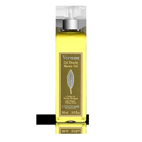 l occitane verbena shower gel review