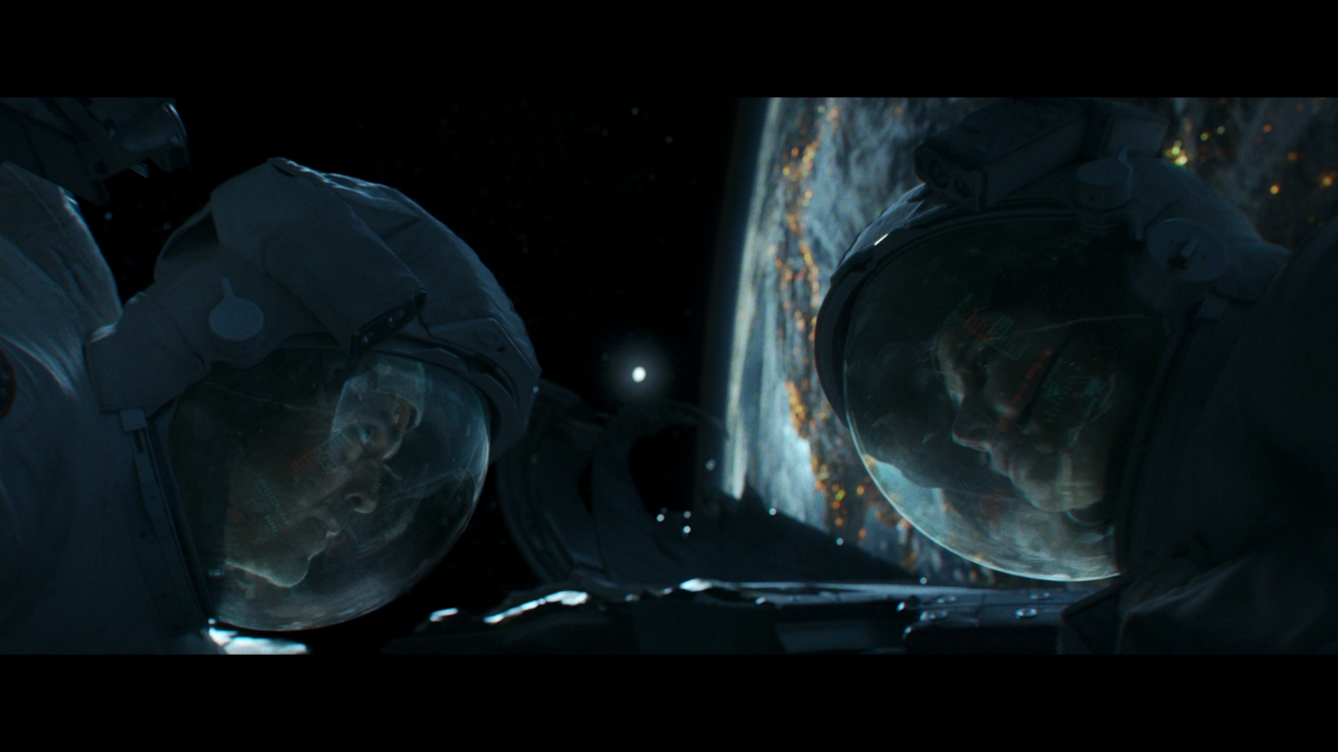 gravity 3d blu ray review