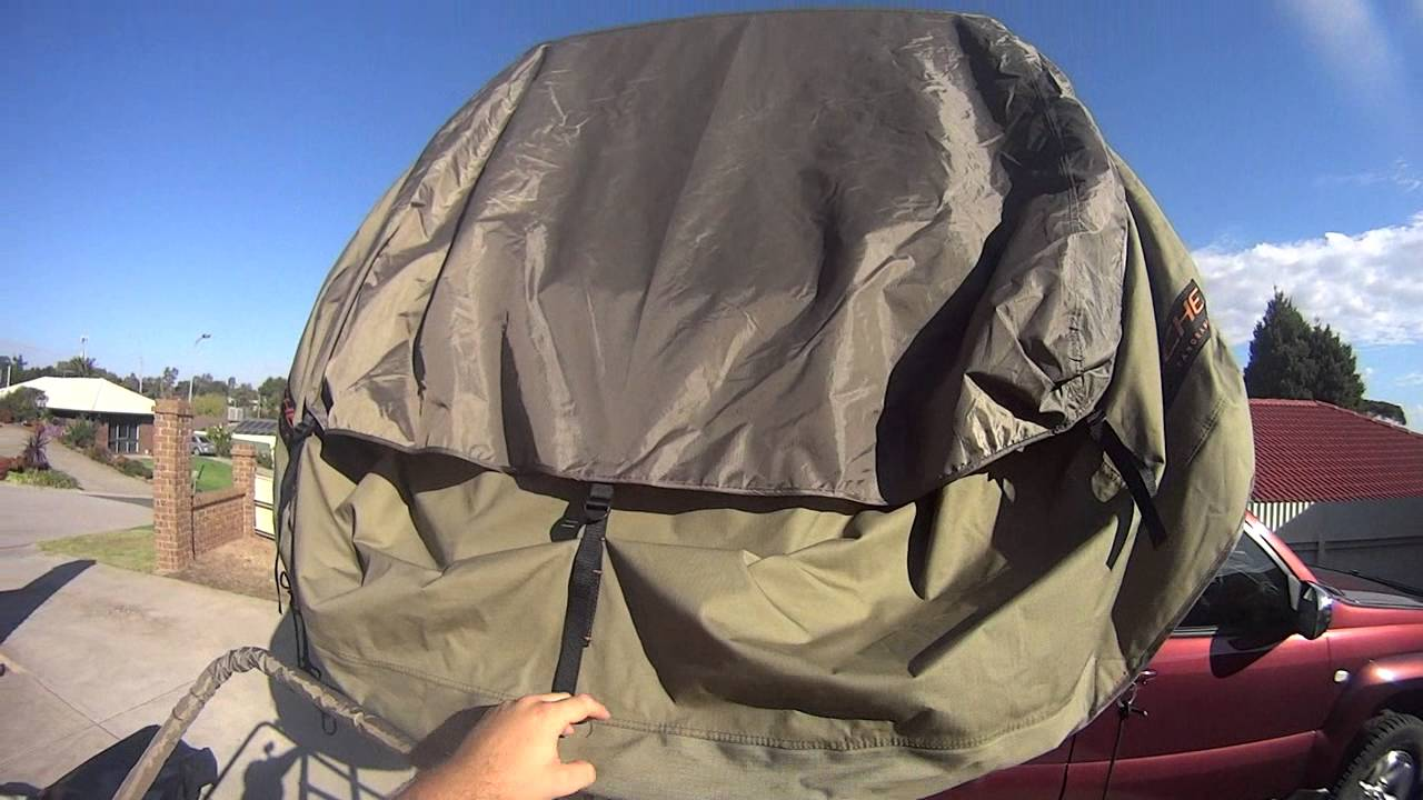 darche roof top tent review