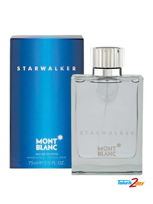 mont blanc starwalker fragrance review