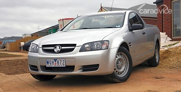 2009 holden commodore international review