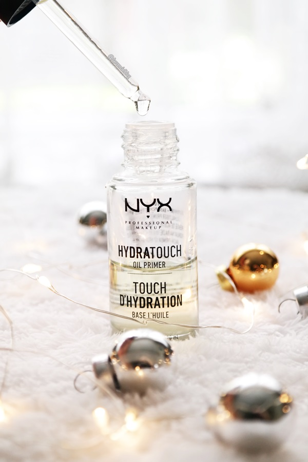 nyx hydra touch oil primer review