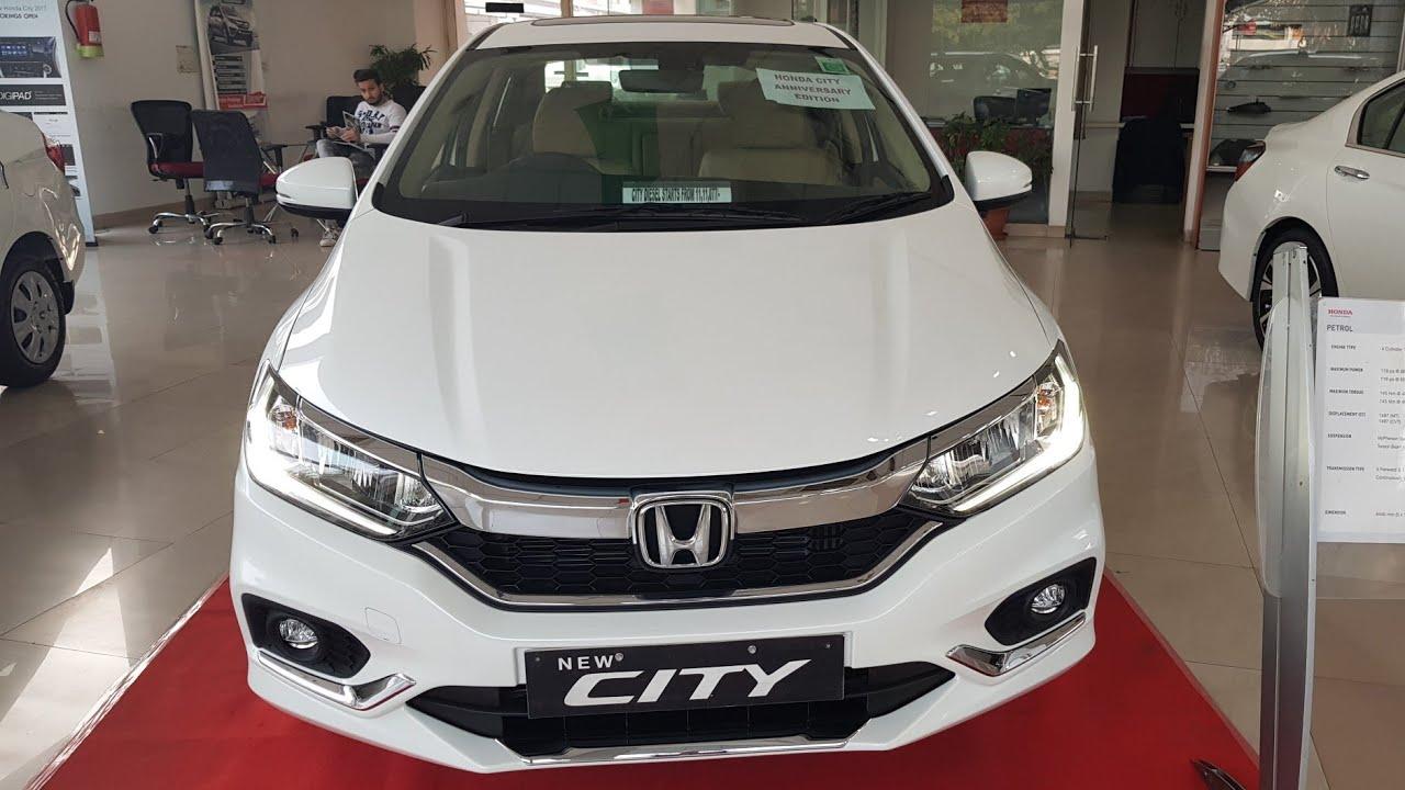 honda city automatic review 2018