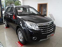 great wall haval h5 review