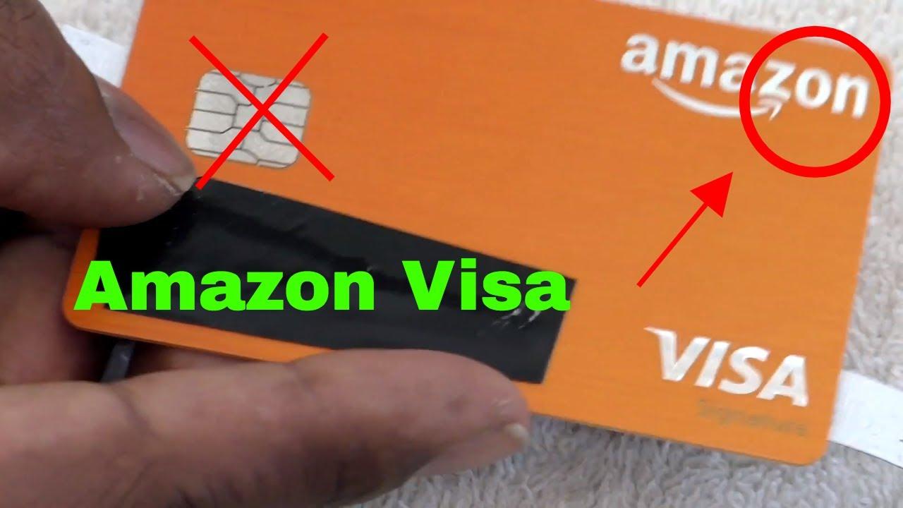 amazon rewards credit card review