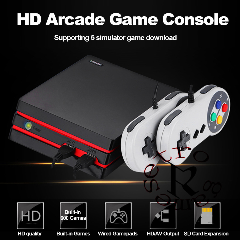 coolbaby hdmi hd video game review
