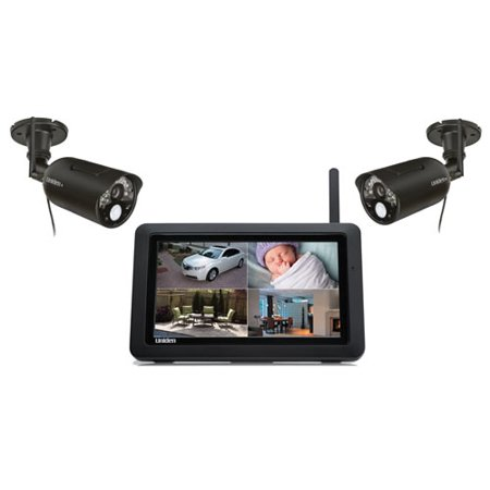 uniden wireless security surveillance system reviews