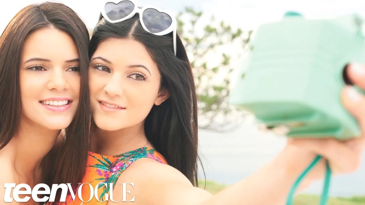 vogue review kendall and kylie