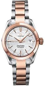 omega seamaster aqua terra ladies review