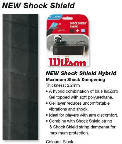 wilson performance hybrid grip review