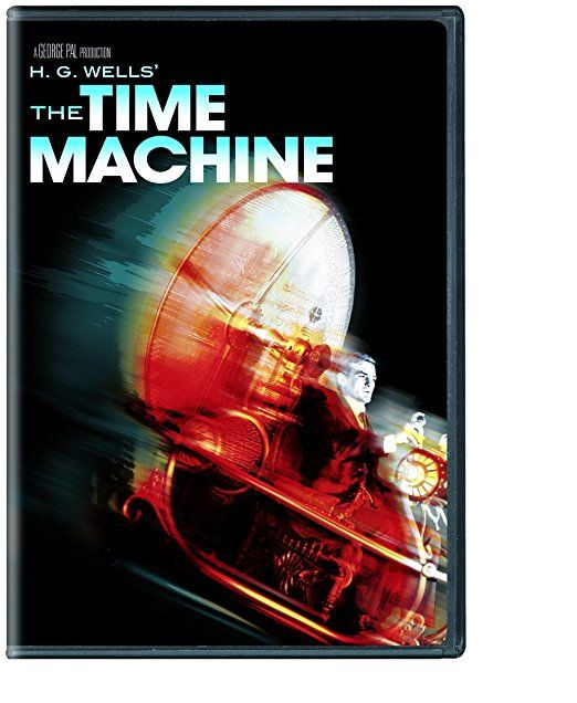 the time machine blu ray review