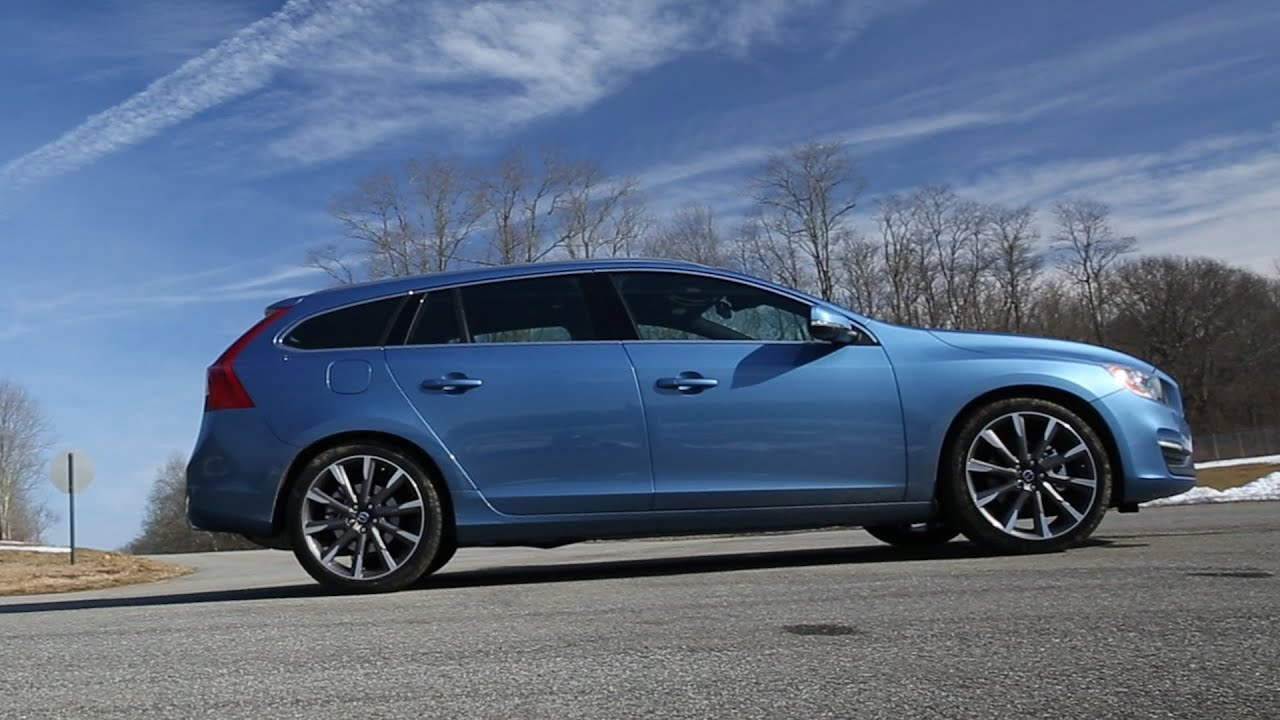 2015 volvo v60 wagon review
