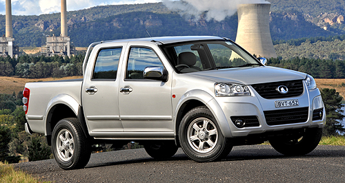 great wall 4wd ute review