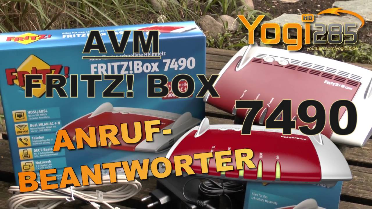 avm fritz box 7490 review