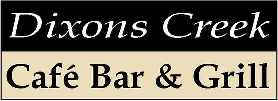 dixons creek cafe bar and grill reviews