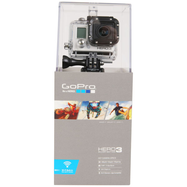 gopro hero 3 plus silver edition review