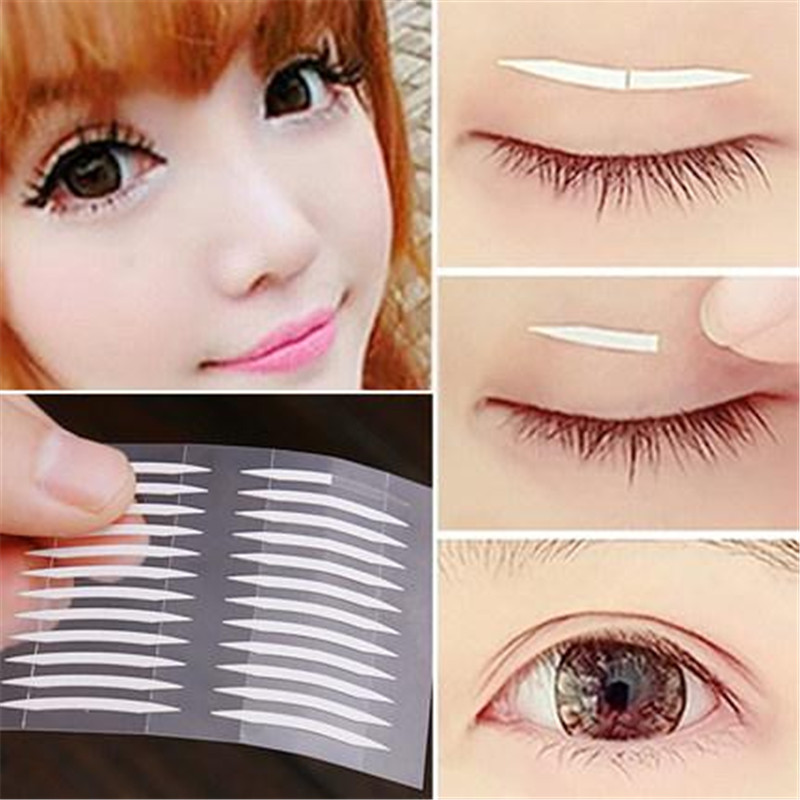 daiso double eyelid tape review