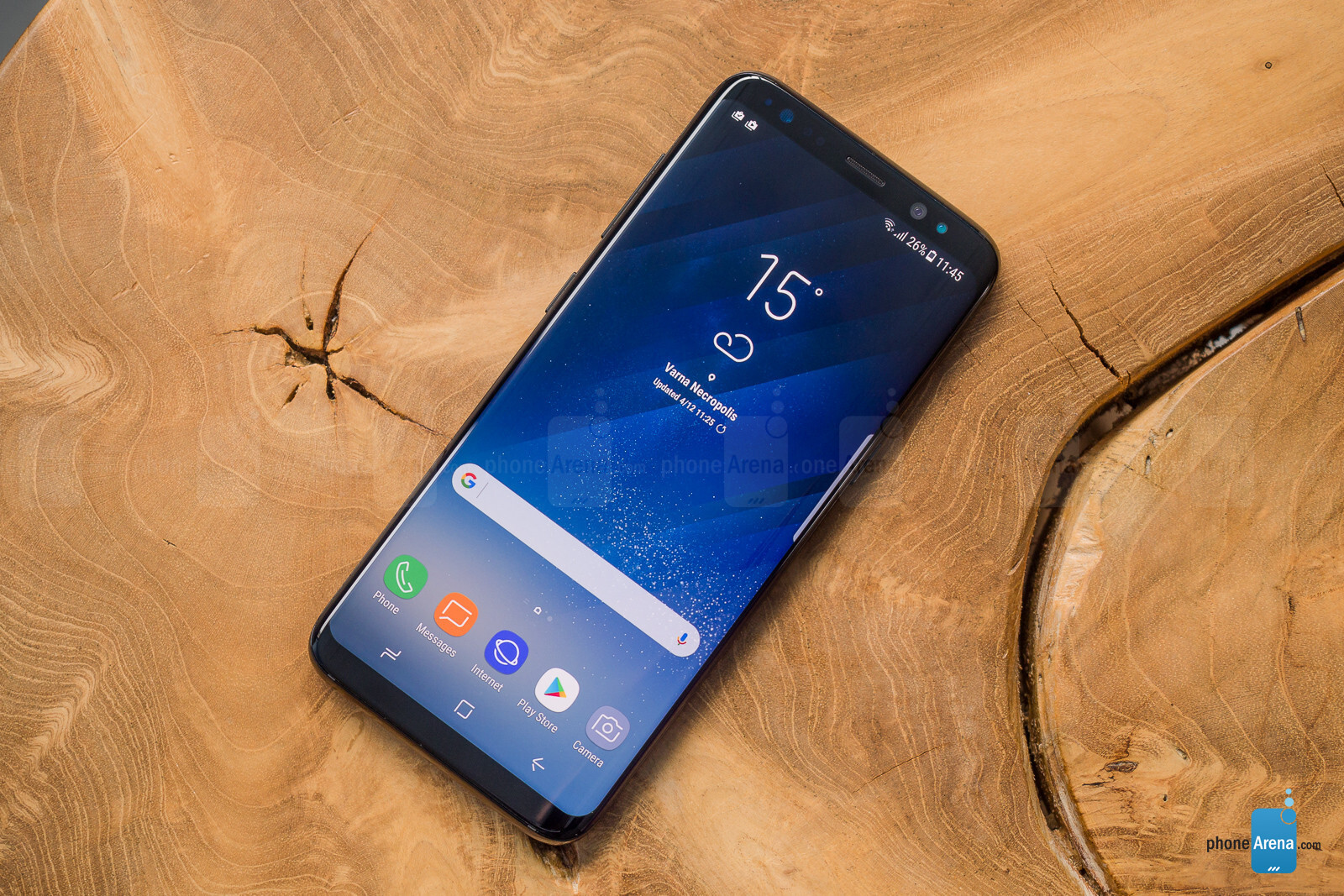 new samsung galaxy s8 review