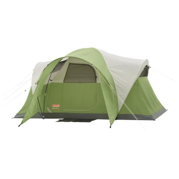 coleman flatwoods 8 person tent reviews