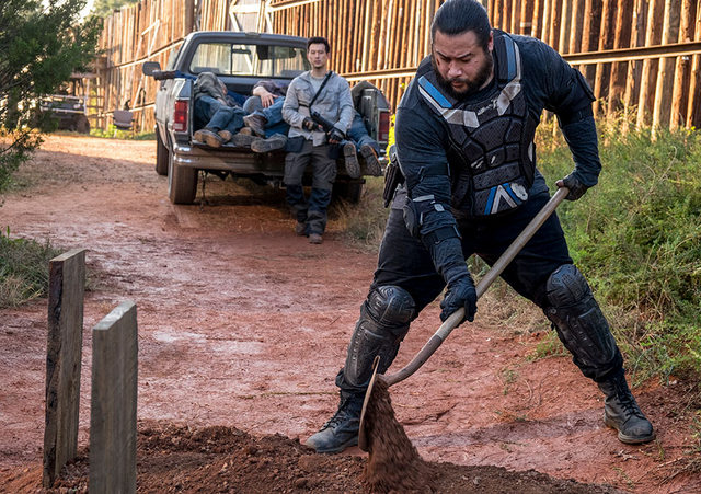 the walking dead us review