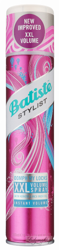 batiste xxl volume spray review