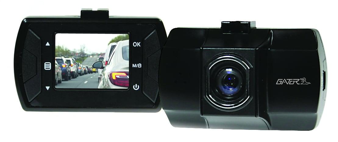 gator 720p dash cam review
