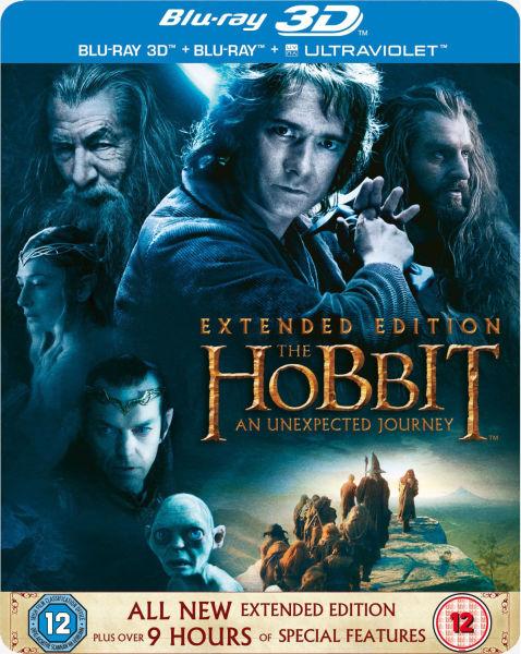 the hobbit an unexpected journey 3d review