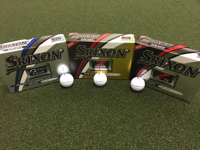 srixon golf ball reviews 2017